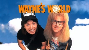 Photo of Wayne and Garth from the movie Wayne's World.